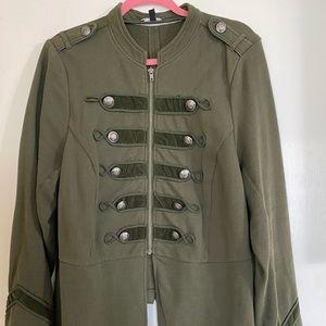 Army green Torrid Jacket